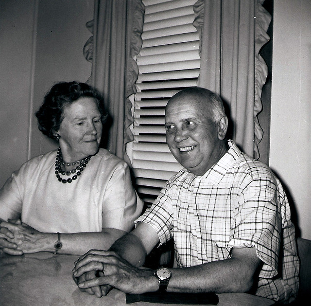 Louise and Carl 1962