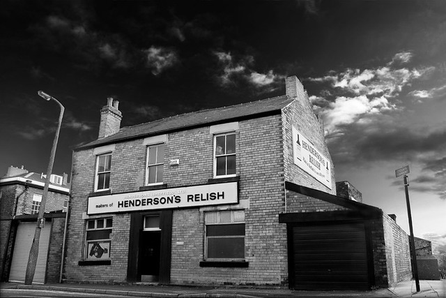 Henderson's Black and White