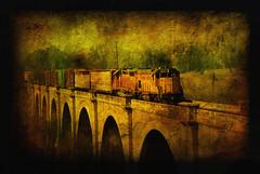 Union Pacific Railroad Bridge, Riverside, California
