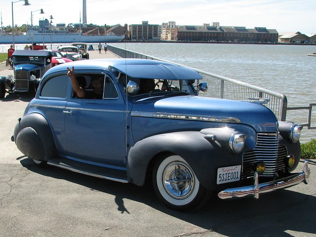 1940 chevrolet special deluxe 2 door sedan custom 39 2a648 for 1940 chevrolet 2 door sedan