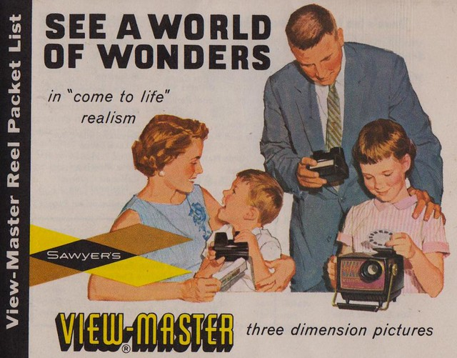 See a World of Wonders - View-Master