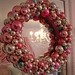 Vintage Ornament Wreath by such pretty things