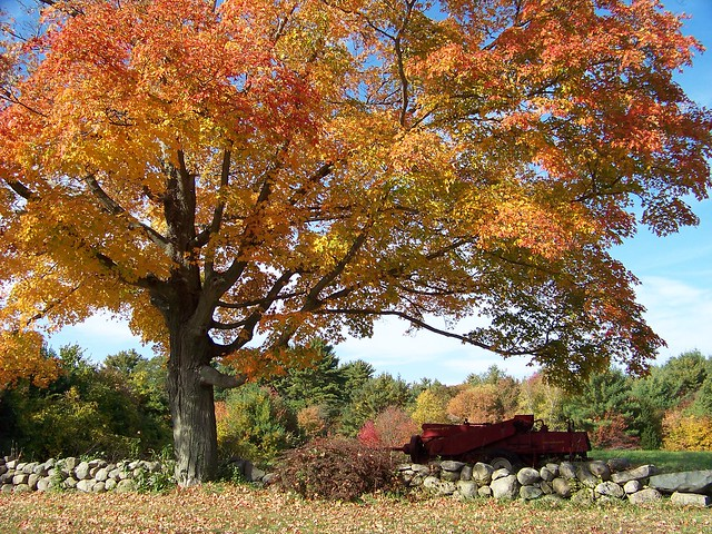 Autumn in new england flickr photo sharing for Country house com