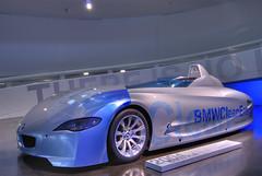 Muenchen - BMW MUSEM - BMW H2R