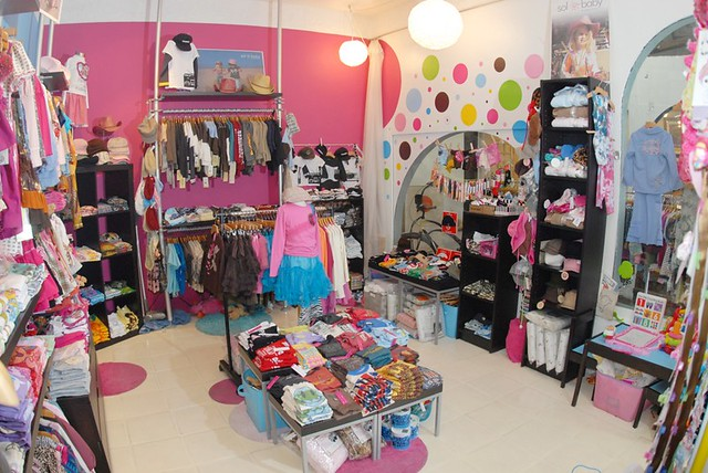 Baby clothing stores chicago