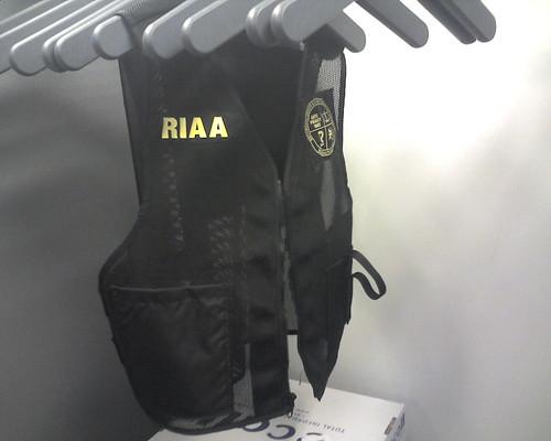 RIAA Vest