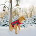 Fierce Cat Explores Michigan's Winter Wonderland by Tom.Bricker