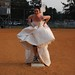 Small photo of Baseball bride