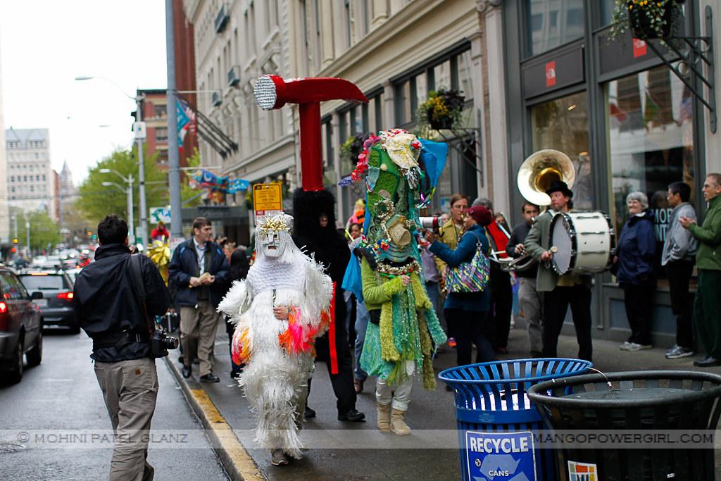 nick cave parade