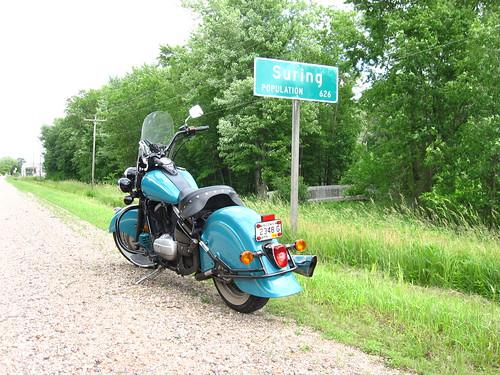 06-24-2011 Ride - Suring, WI