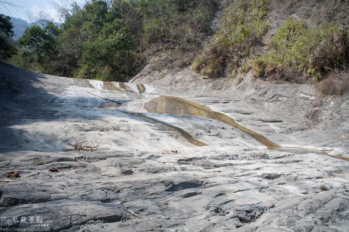 台南私藏景點--關山千層岩瀑布、幽情瀑布 (3)