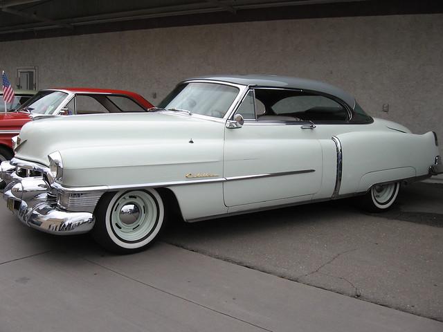 1950 Cadillac Series 61 Flickr Photo Sharing