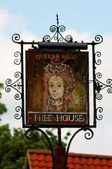 Suffolk Pub Signs