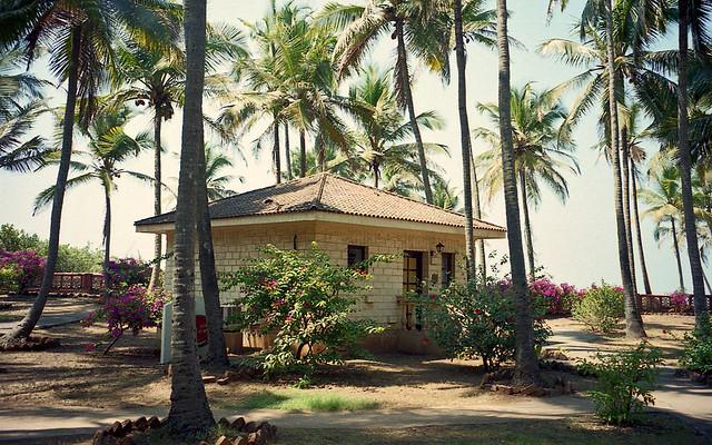 OUR COTTAGE, Sterling Vagator Beach Resort, Vagator, Goa, India