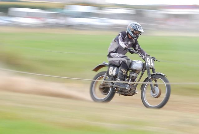 pre-65  rider 84 BSA Single