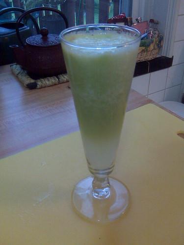 apple/pear/spinach/kiwi!