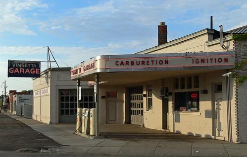Vinsetta Garage - Berkley MI