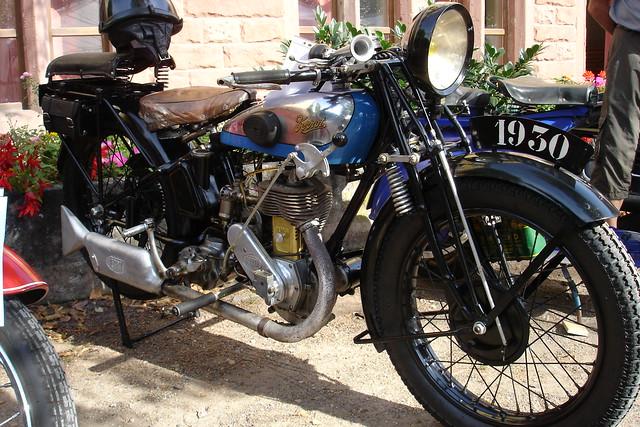 Terrot HST 1930 350cc SV