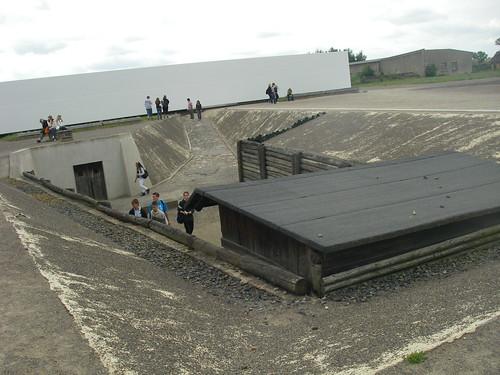 Sachsenhausen Station Z Execution Site, Oranienburg, Deutschland