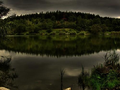 autumn lake nature water landscape hungary sanyo természet ungarn hdr tó pécs xacti photomatix ősz 5xp fünfkirchen víz malomvölgy pecuh