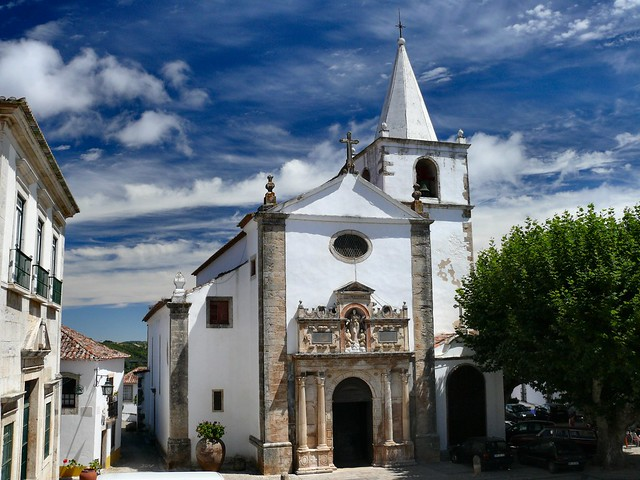Obidos Church