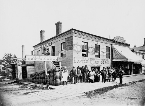 Old Rat Hole  Woodstock Ilinois circa 1877-1885
