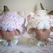 Ovelhas by Costurando arte