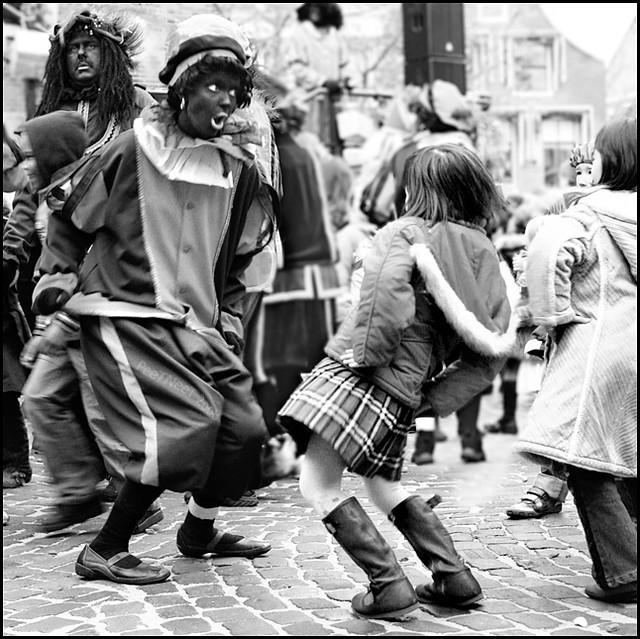 Saint in Town Dancing Holland