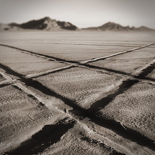 Bonneville Salt Flats No 63
