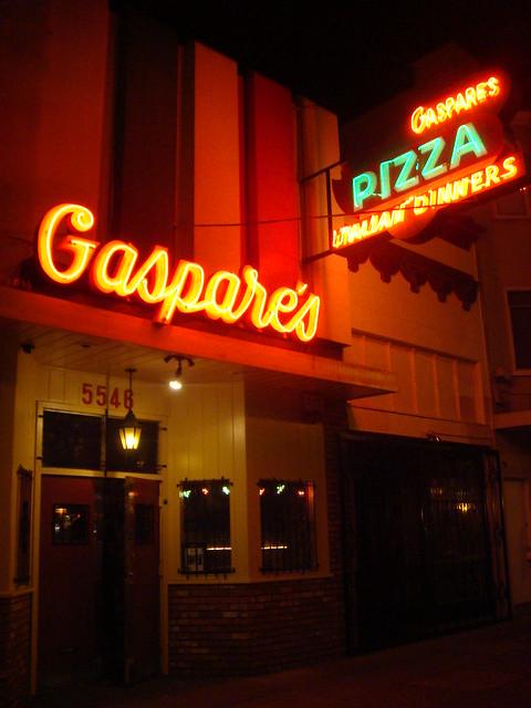 Outer Richmond Italian Restaurants
