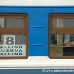 Train to Moscow - Tallinn, Estonia