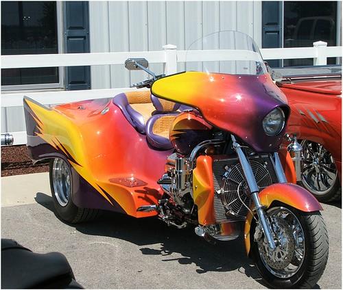 Trike 57 Chevy