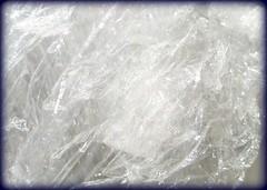 sodium chloride(0.0), plaster(0.0), plastic wrap(1.0),