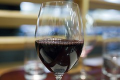 wine glass, wine, drinkware, stemware, glass, red wine, close-up, drink, alcoholic beverage,