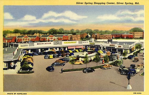 Silver Spring Shopping Center