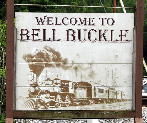 Welcome to Bell Buckle