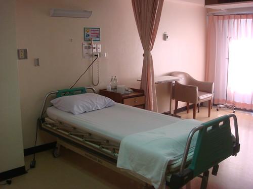 special room for single at bangpakok 1 hospital