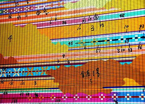 Mr. Ttsumura - woven tapestries REV(101)