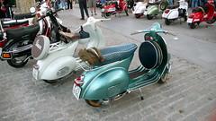 scooter, vehicle, automotive design, vespa,