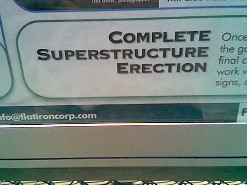 Complete Superstructure Erection