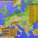 European Summer Festival Map by Liese Langobarde
