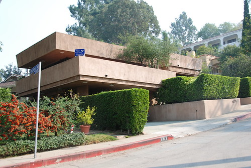 Ross House, Eric Lloyd Wright, Architect 1957