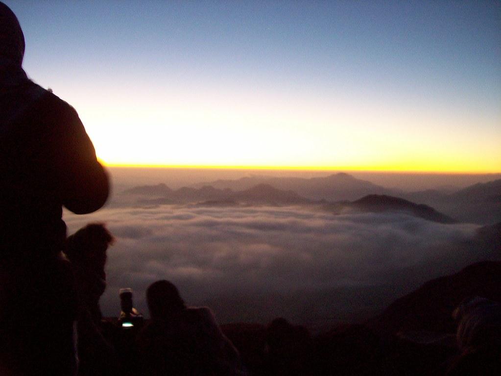 Mt Sinai Sunrise Pic 2