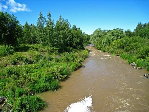 finland river huittinen