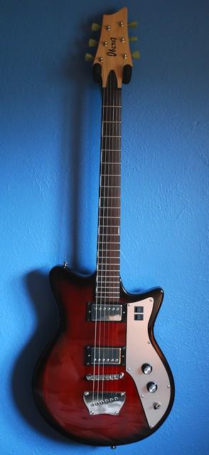 Photo:Ibanez JTK-1 Jet King Guitar By foqus