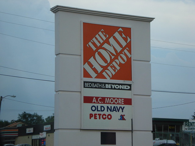 Home Depot Bed Bath Amp Beyond A C Moore Old Navy Petco
