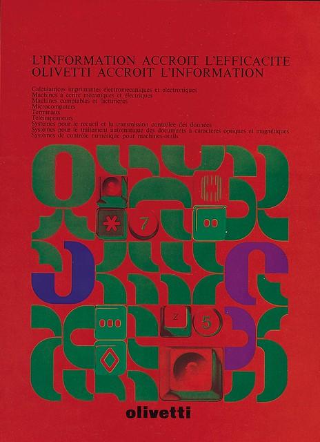 Olivetti Poster