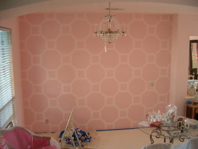 Studio wall redo #3