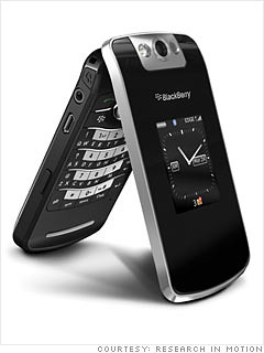 7 new smartphones for the smart set - BlackBerry Pearl Flip 8220 (1) - FORTUNE