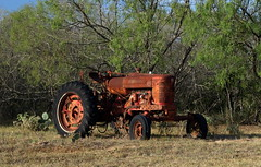 Rusting in the Field
